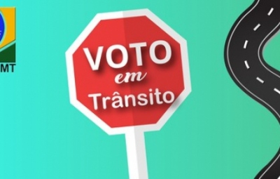 Eleitor pode requerer o voto em trânsito no período de 17 de julho a 23 de agosto