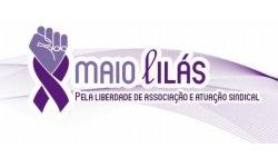 """TRE apoia campanha """"Maio Lilás"""" do Ministério Público do Trabalho; iniciativa lembra importância da liberdade de associação e atuação sindical"""